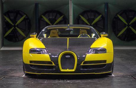 "Bugatti Veyron ""sieu manh, sieu doc"" cua dai gia A Rap - Anh 4"