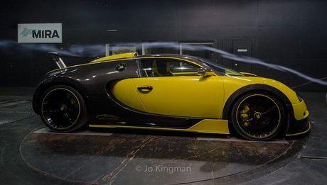 "Bugatti Veyron ""sieu manh, sieu doc"" cua dai gia A Rap - Anh 6"