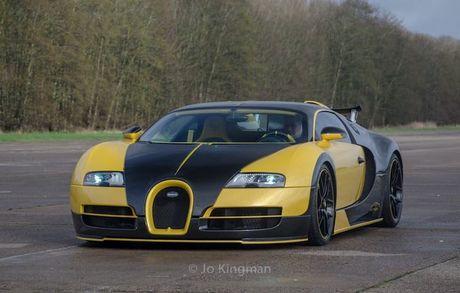 "Bugatti Veyron ""sieu manh, sieu doc"" cua dai gia A Rap - Anh 9"