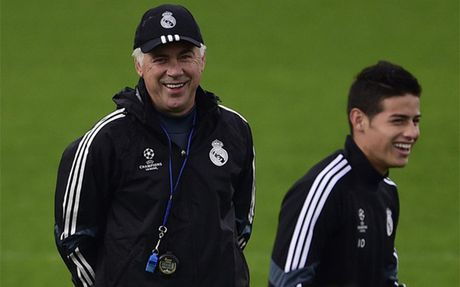 Ancelotti muon tai ngo 2 ngoi sao cua Real tai Bayern - Anh 1