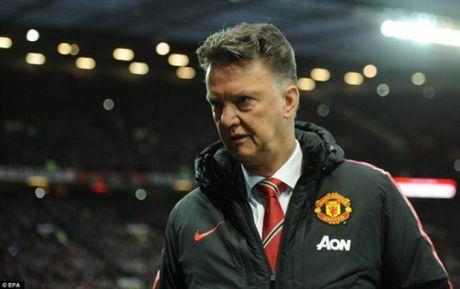 Mourinho dan dat M.U, Van Gaal noi gi? - Anh 1