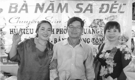 Ngay xuan nho chuyen ba Nam Sa Dec - Anh 1