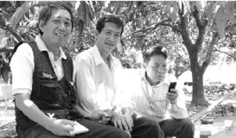 Ngay xuan nho chuyen ba Nam Sa Dec - Anh 3