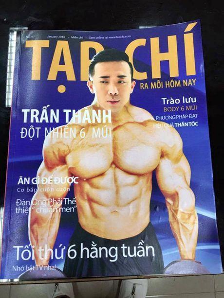 Sao Viet 13/2: Tran Thanh dot nhien 6 mui, Chi Pu gay tranh cai vi dang nam - Anh 9