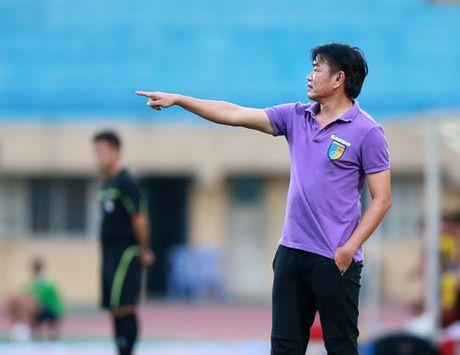 Ha Noi T&T bat ngo chia tay HLV Phan Thanh Hung - Anh 1