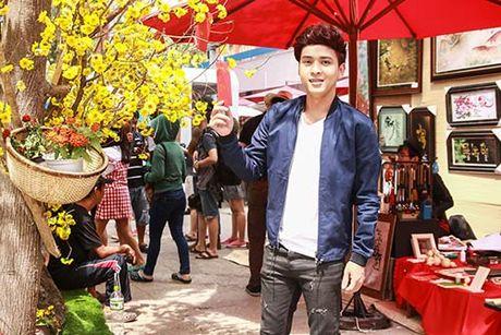Ho Quang Hieu rang ro di xin chu dau nam - Anh 1