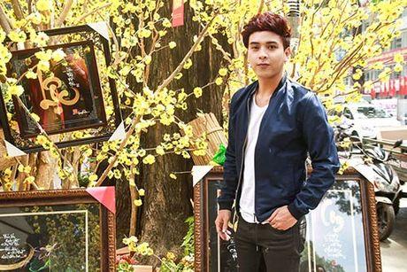 Ho Quang Hieu rang ro di xin chu dau nam - Anh 2
