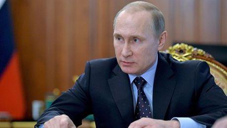 Ong Putin da tien lieu duoc tinh hinh the gioi - Anh 1