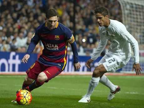 "Messi se dat cot moc quan trong neu ""pha luoi"" Real Madrid - Anh 1"