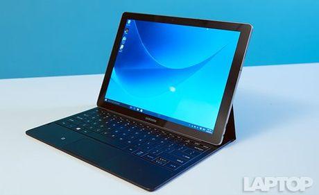 Samsung Galaxy Tab Pro S: Thiet ke dep, hieu suat 'trau' - Anh 3