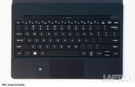 Samsung Galaxy Tab Pro S: Thiet ke dep, hieu suat 'trau' - Anh 4