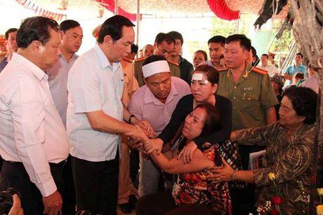 Nhung dai an duoc pha khi Chu tich nuoc lam Bo truong Bo Cong an - Anh 2