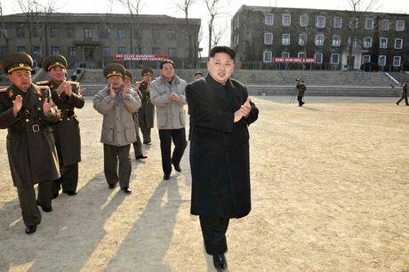'Kim Jong Un tuyen bo Trung Quoc la ke thu' la gia mao? - Anh 1