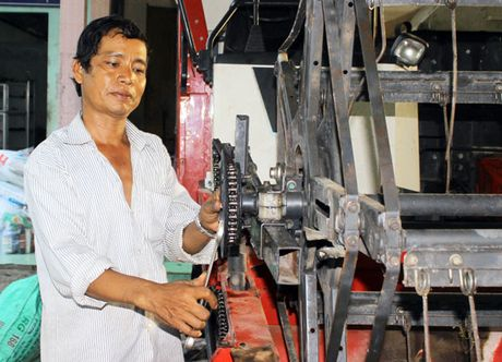 Thanh trieu phu Khmer tu 1,5 cong dat - Anh 1