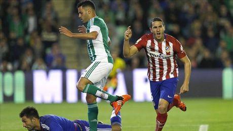 Nhan dinh va du doan tran Atletico Madrid vs Real Betis, 21h ngay 2/4 - Anh 1