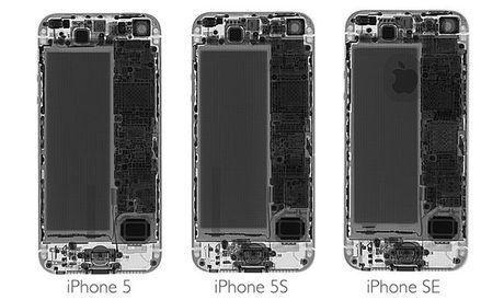 Chi phi sua iPhone SE se khong dat do - Anh 1