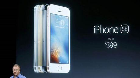 Chi phi sua iPhone SE se khong dat do - Anh 2