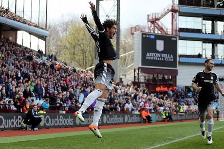 Pato ghi ban ra mat, Chelsea huy diet Aston Villa - Anh 1