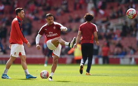 TRUC TIEP Arsenal - Watford: Chu nha som vuot len dan truoc - Anh 1