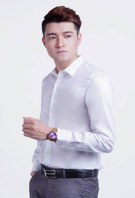 Hot boy hang khong dien trai, co phong cach thoi trang sanh dieu - Anh 13
