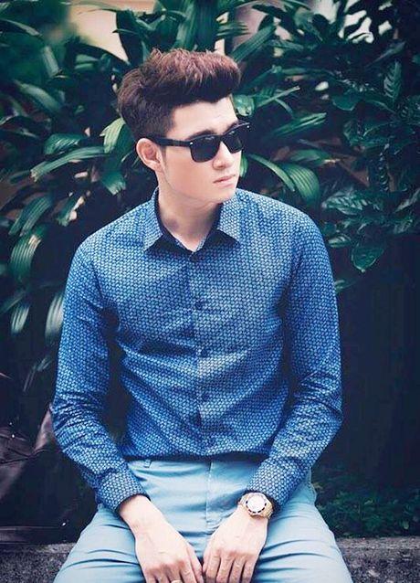 Hot boy hang khong dien trai, co phong cach thoi trang sanh dieu - Anh 5