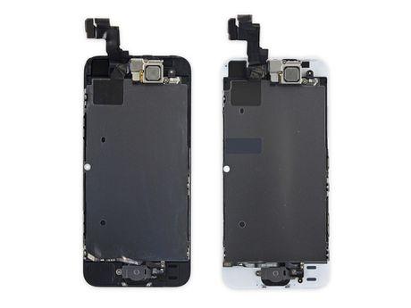 Ben trong iPhone SE: man hinh, loa, bo rung doi duoc voi 5s, co ron chong nuoc, 6/10 diem iFixit - Anh 6