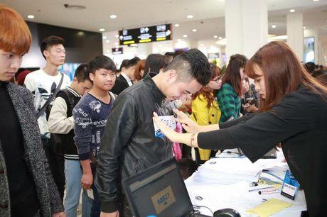 Qua tai thi sinh, Vietnam Idol 2016 chuyen dia diem so tuyen tai TP.HCM - Anh 1