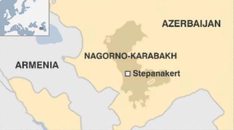 Ong Putin can thiep vu dung do o Caucasus - Anh 2