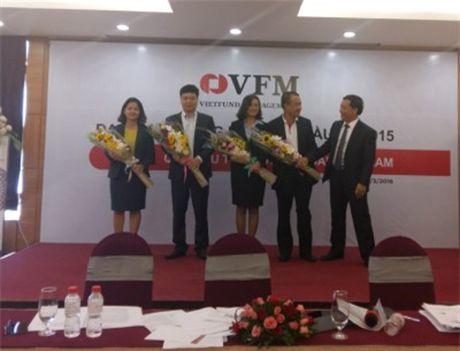 Dai hoi VFMVF1: Khong phan phoi loi nhuan nam 2015 - Anh 2