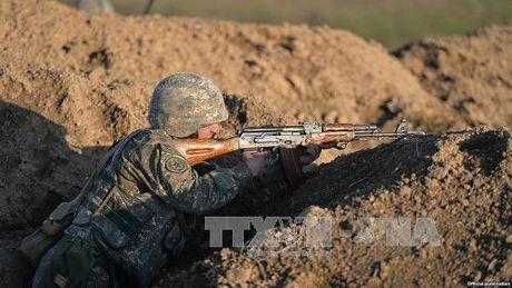 Quoc te keu goi Armenia va Azerbaijan ngung ban - Anh 1