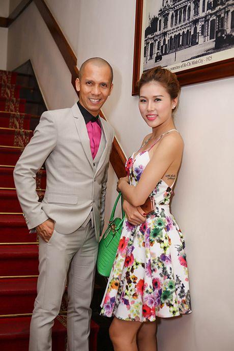 Linh Nga dep man ma, than thiet ben Minh Tam Bui - Anh 8