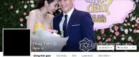 Thuy Tien doi hinh dai dien mau den tuong nho fans tre qua doi vi ung thu - Anh 1
