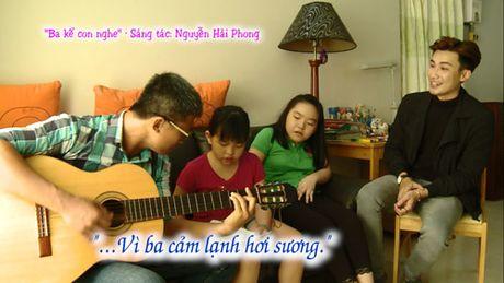 """Chi Thien–Thien Vuong lam """"hiep si"""" giup be thuc hien uoc mo - Anh 5"""