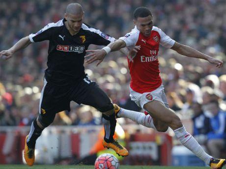 Arsenal – Watford: No phao bao thu - Anh 1