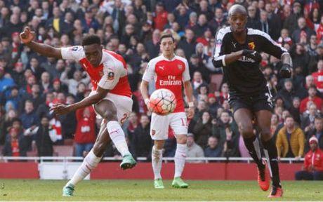 Arsenal – Watford: No phao bao thu - Anh 2