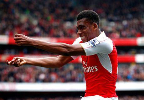 "Chi tiet Arsenal – Watford: Walcott ""dong dinh ti so"" (KT) - Anh 5"