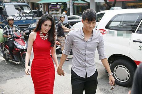 Cong Vinh len tieng vu di quay clip voi ca sy Thuy Tien - Anh 1