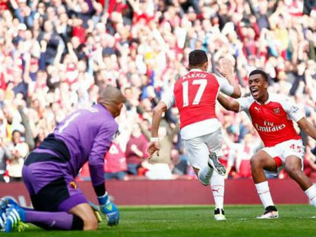 Arsenal - Watford: Man tra thu ngot ngao - Anh 1
