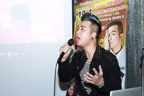 Viet Trinh den chuc mung Quach Tuan Du ra mat MV moi - Anh 6