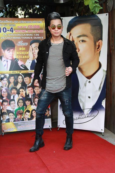 Viet Trinh den chuc mung Quach Tuan Du ra mat MV moi - Anh 7