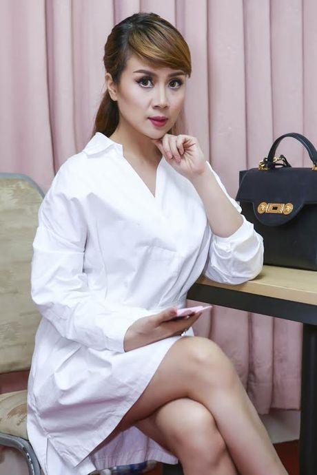 Nhung bo canh giup Luu Thien Huong ghi diem tren ghe nong - Anh 1
