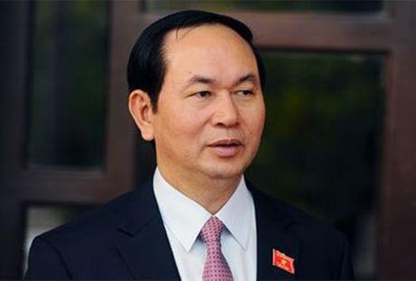 Ong Tran Dai Quang duoc bau lam Chu tich nuoc - Anh 1