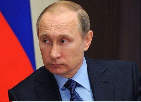 """""""Toi nghi, toi den, chien thang va tro ve"""" - phong cach Putin - Anh 1"""