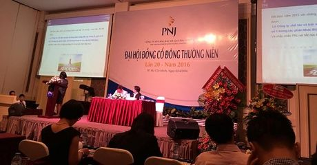 DHDCD PNJ: Bat dau chuyen giao the he, ke hoach lai 361 ty, tang 126% - Anh 1