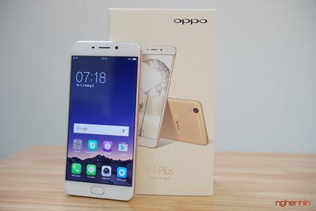 Khui hop Oppo F1 Plus - chuyen gia tu suong camera truoc 16MP - Anh 2