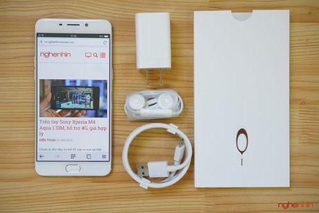 Khui hop Oppo F1 Plus - chuyen gia tu suong camera truoc 16MP - Anh 3
