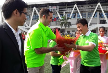 Hoi thao CNVCLD – Nike Cup mo rong lan 3 -2016: Soi noi, hao hung khai mac giai - Anh 4