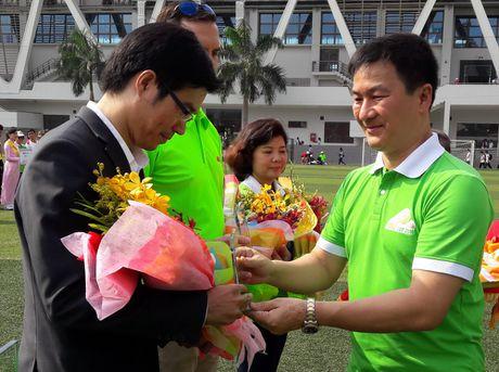 Hoi thao CNVCLD – Nike Cup mo rong lan 3 -2016: Soi noi, hao hung khai mac giai - Anh 5
