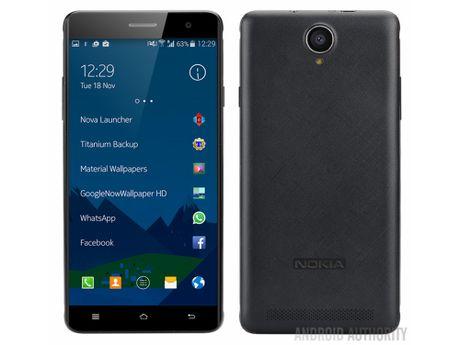 Dien thoai Android tu Nokia tiep tuc lo dien - Anh 1