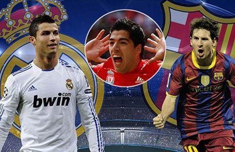 Barcelona - Real Madrid: Sieu kinh dien trong tam bao khung bo - Anh 1
